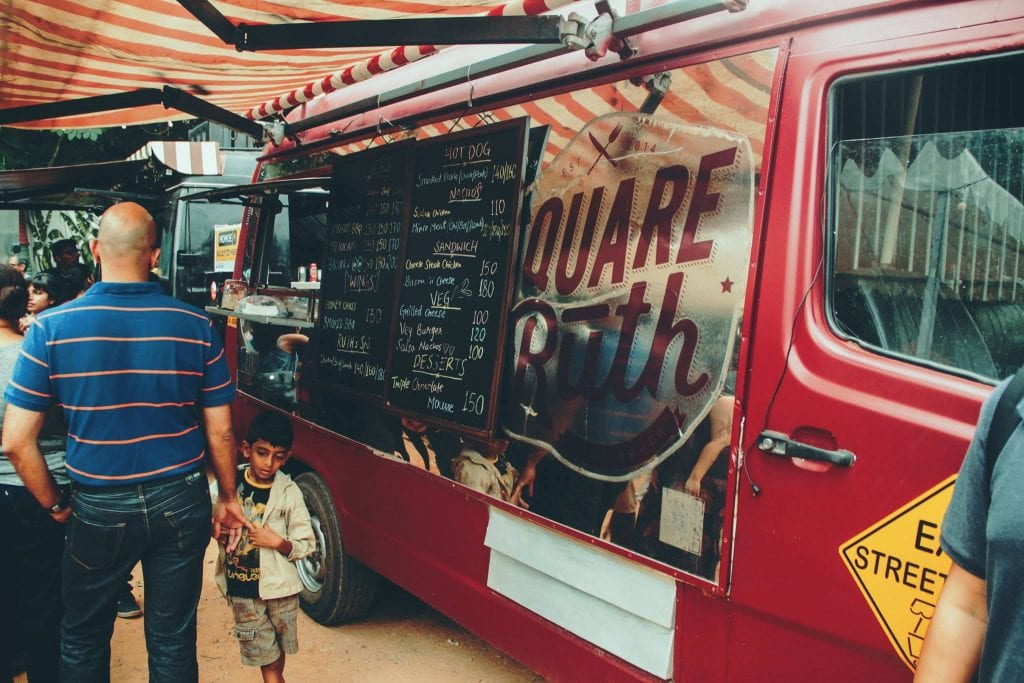 Food Trucks In Bangalore