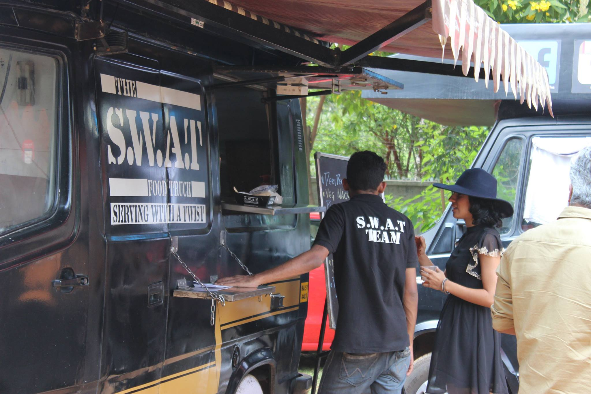 S.W.A.T. Food Truck in Bangalore