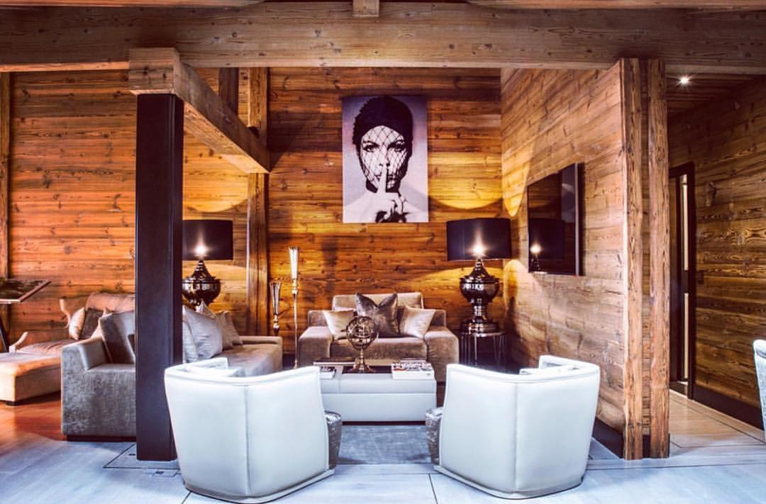 ancestral craftsmanship and modern influences at Ultima Gstaad