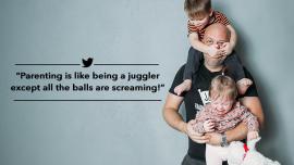 parenting win