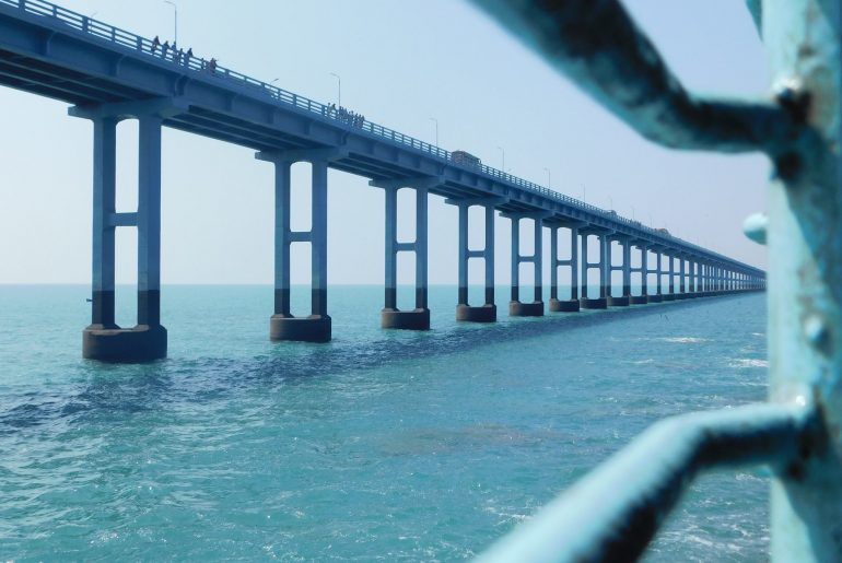 Pamban Bridge- South India