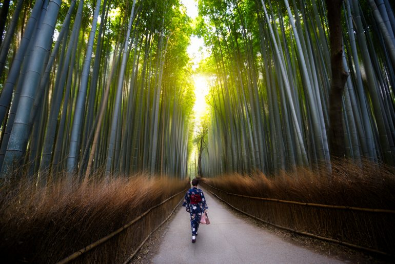 Beautiful Places You Didn't Know Existed In Japan