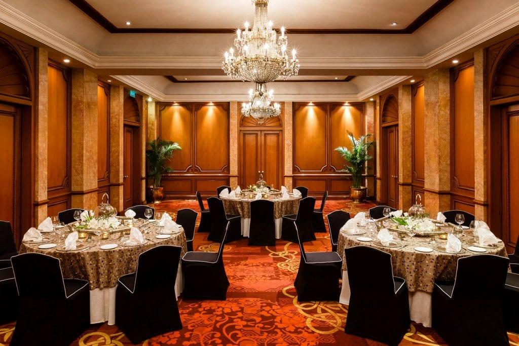 The Taj Mahal Hotel, Delhi