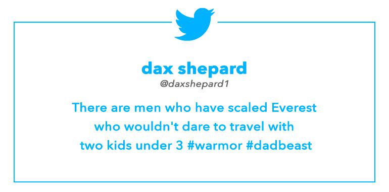 Tweet by Dax