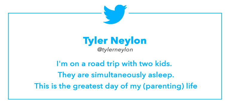 Tweet by Tyler Neylon