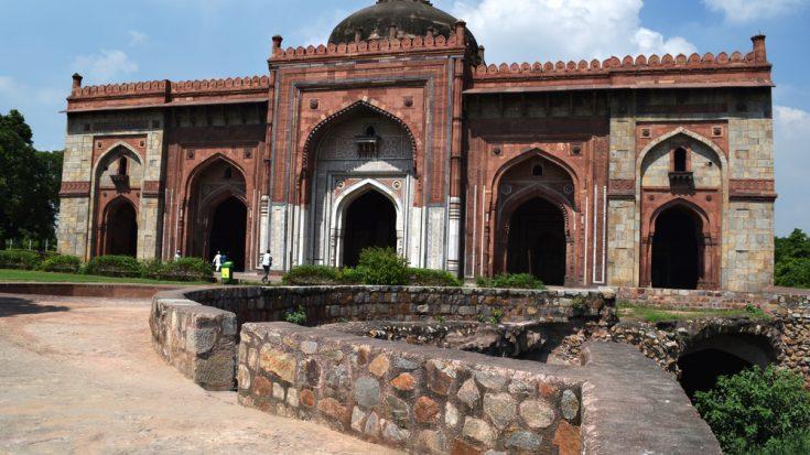 Tughlaqabad Fort in Delhi