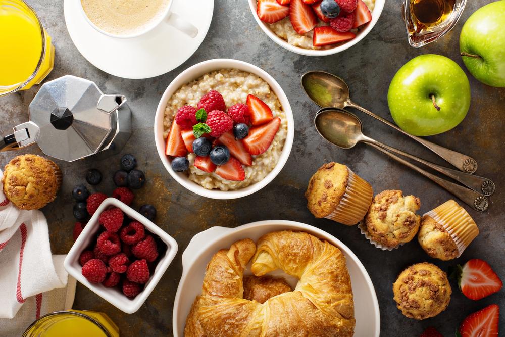 Delhi Breakfast Image