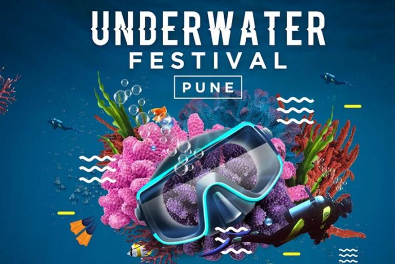 underwater festival
