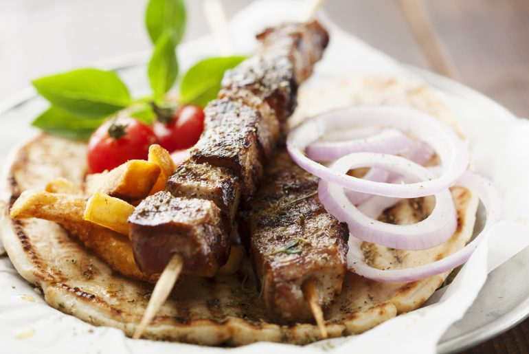 5 Must Try Greek Foods
