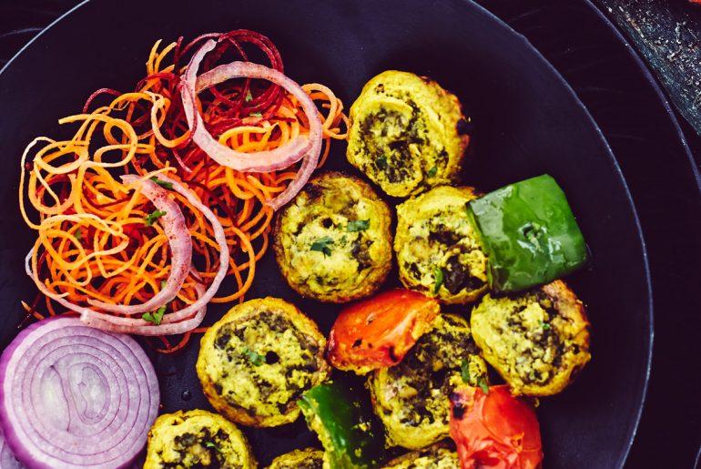 Spicy Pahadi Mushroom_Bombay Brasserie
