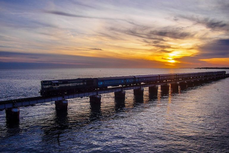 Pamban Bridge- India's Oldest Bridge And An Engineering Marvel