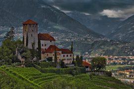 castle in italy
