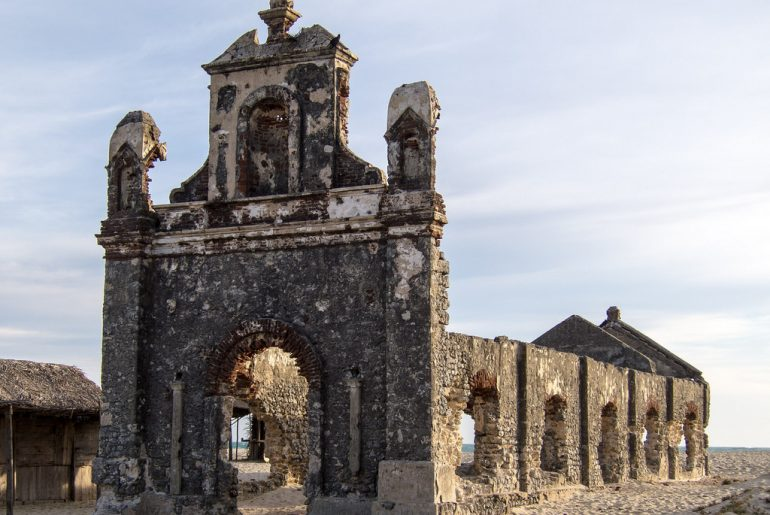 The Haunting Tale Of The Deserted Ghost Town Of Dhanushkodi