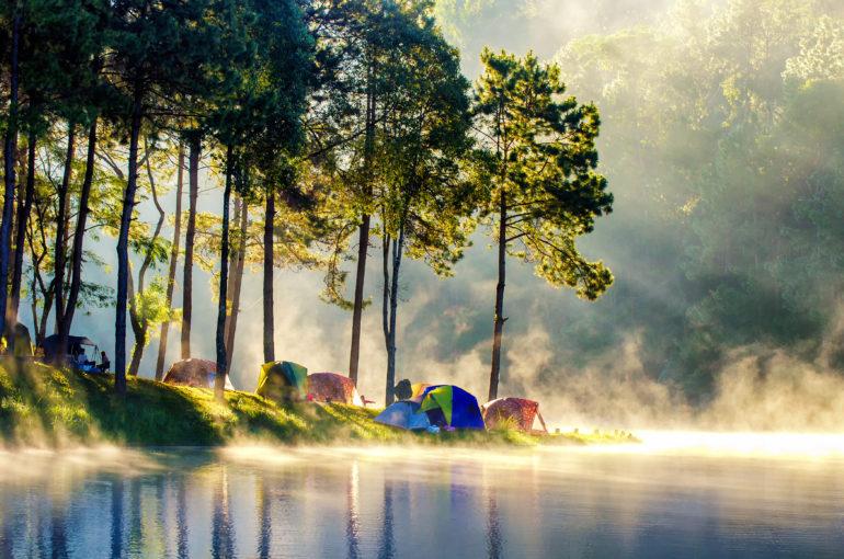 Go camping at these offbeat spots around Mumbai