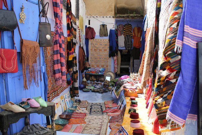 morocco-shopping