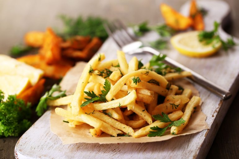 5 Restaurants In Mumbai That Serve The Best French Fries