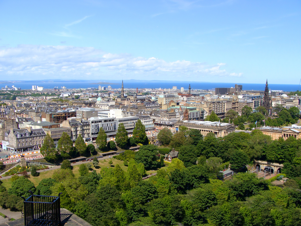 Edinburgh's New Town