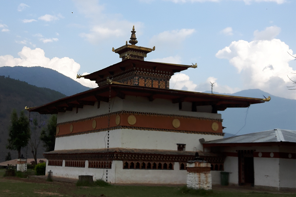 Temple of Fertility: Bhutan