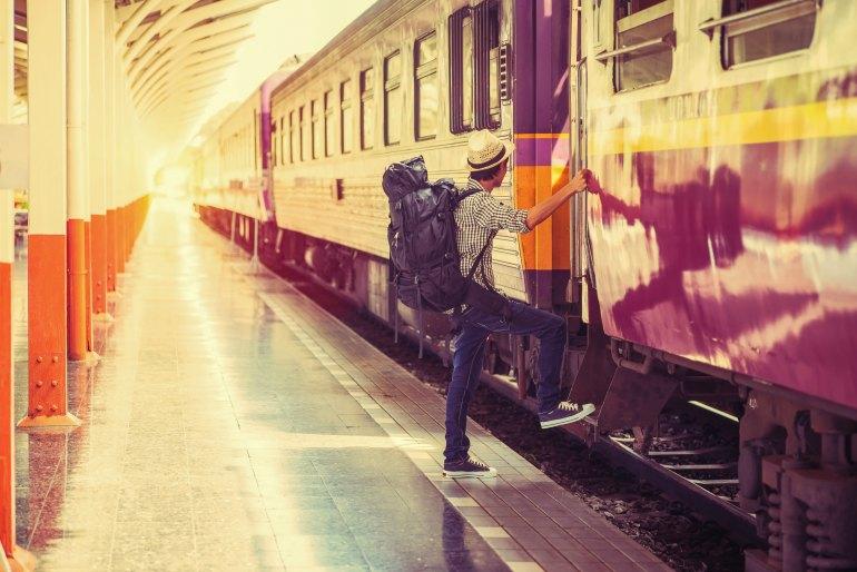 Most Scenic Train Journeys In India