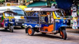Local Transports Around The World
