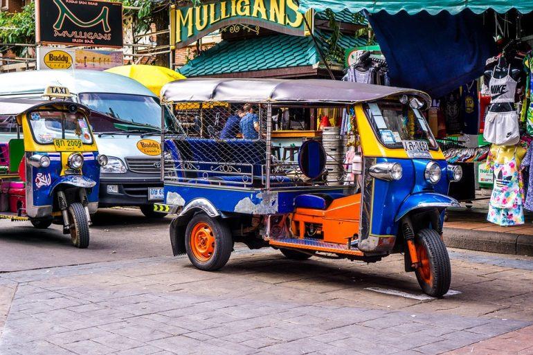 Local Transports Around The World