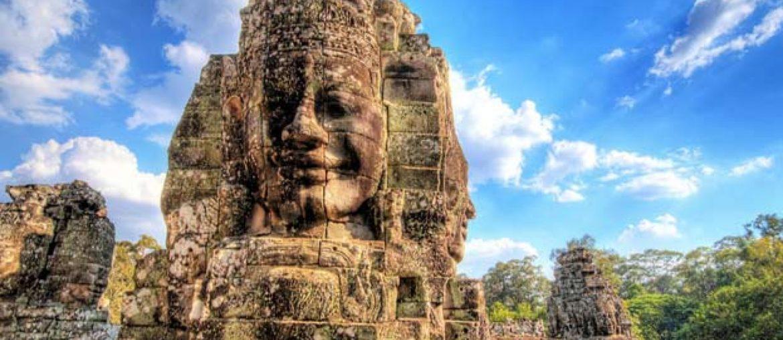 Cambodia-Statue