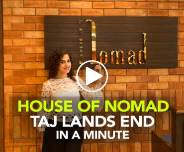 Bandra Gets A New Gastropub, House of Nomad At Taj Lands End