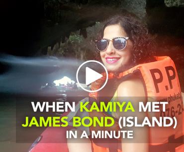 Here's How Kamiya Got To The James Bond Island!