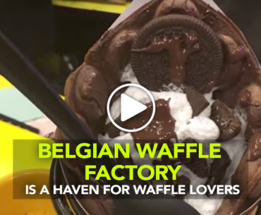 Belgian Waffle Factory In Bengaluru Is A Haven For Waffle Lovers
