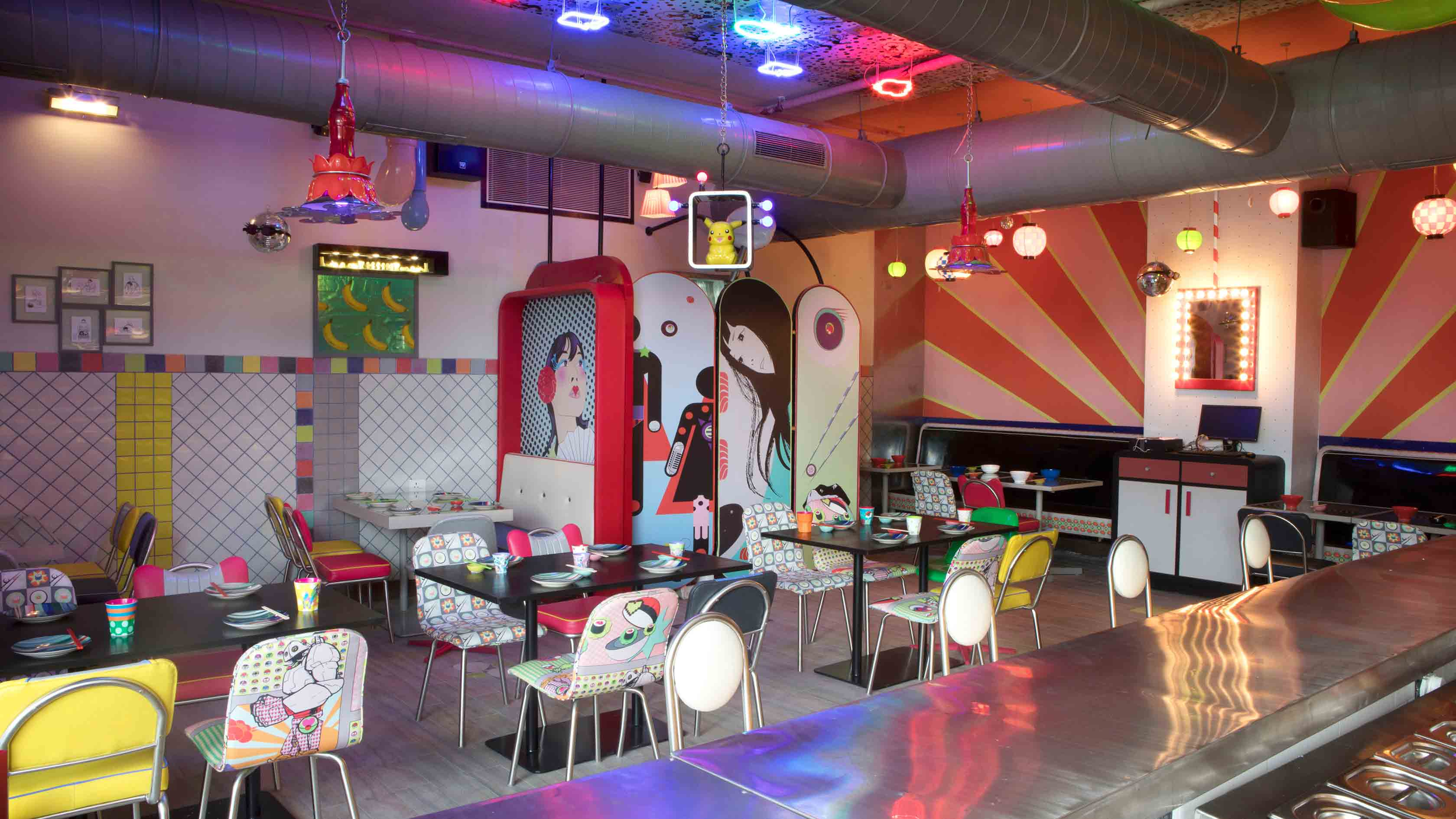 Have you eaten at hello guppy in bkc yet curly tales - Hello this is my new picture garden interior ...