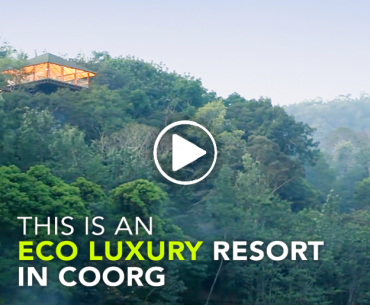 Staying At An Eco Luxe Hotel In Coorg, The IBNII