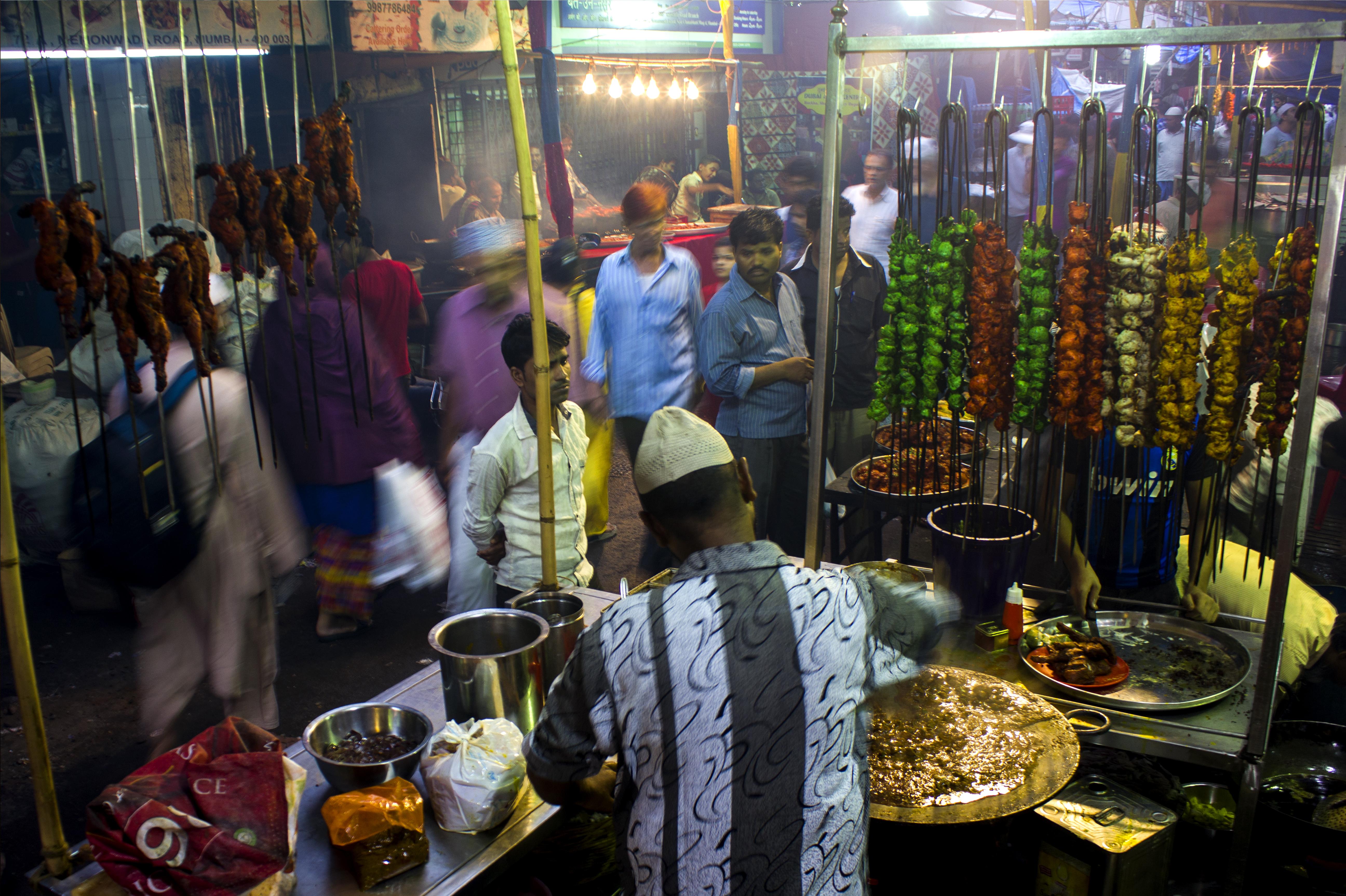Food on Mohd Ali Road