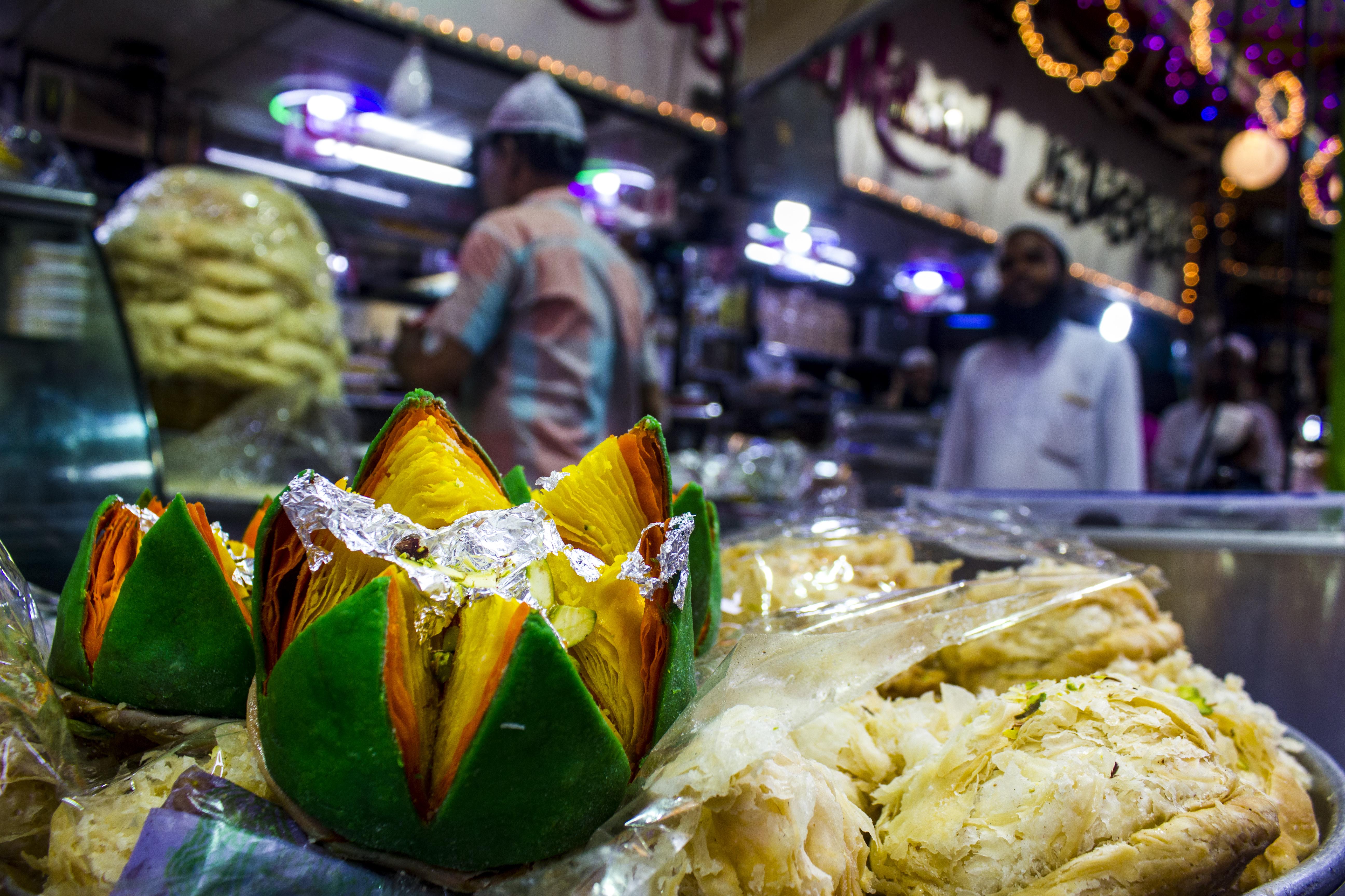 Street Food in Mohd Ali Road