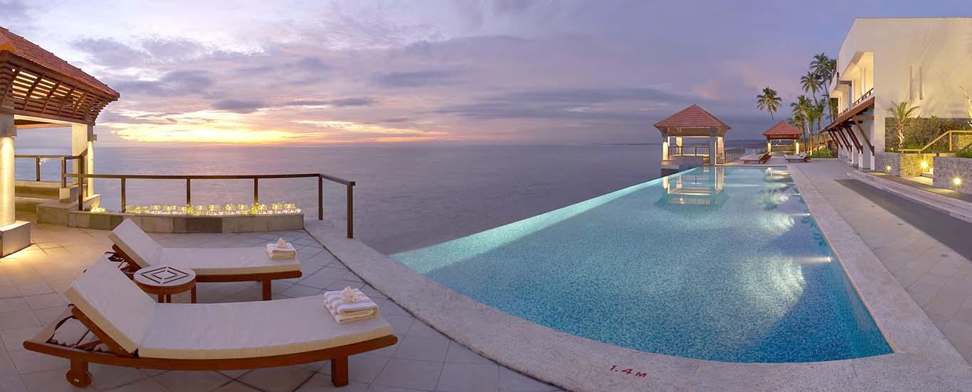 3 The Leela Kempinski Kovalam India S First Ever Cliff Top Beach Resort