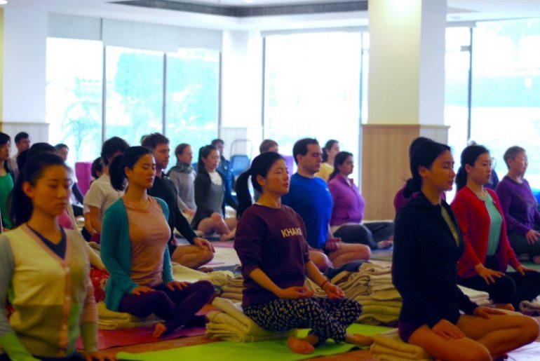 Iyengar Yoga Centre Yogakshema
