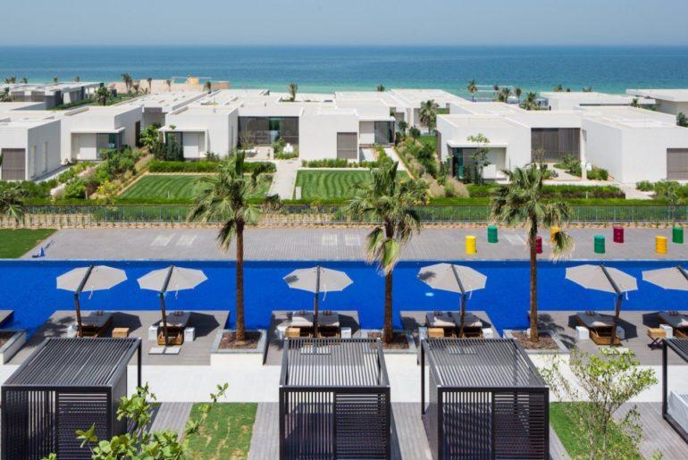 First Look: The Gorgeous Oberoi Beach Resort – Al Zorah