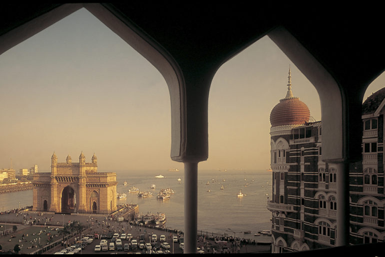 ViewoftheGatewayofIndia