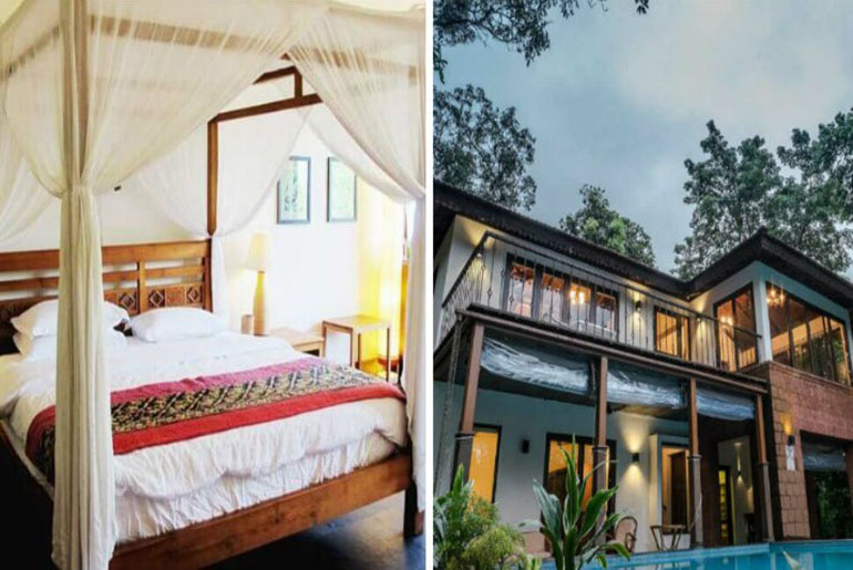 5 Luxury Villas To Rent Out In Goa This Monsoon
