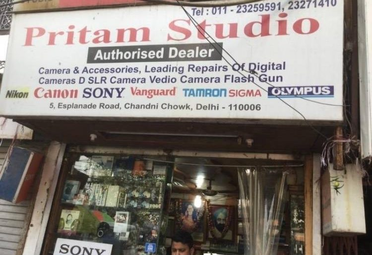 Pritam Studio in Chandni Chowk