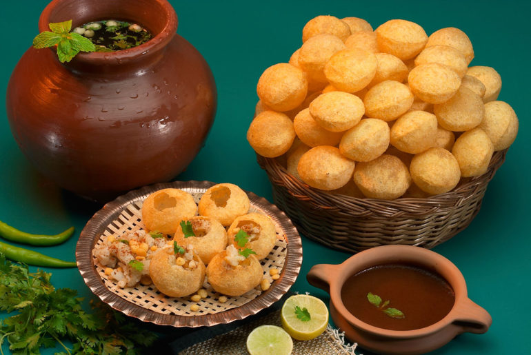 These 6 Food Joints In Kolkata Serve The Best Puchkas