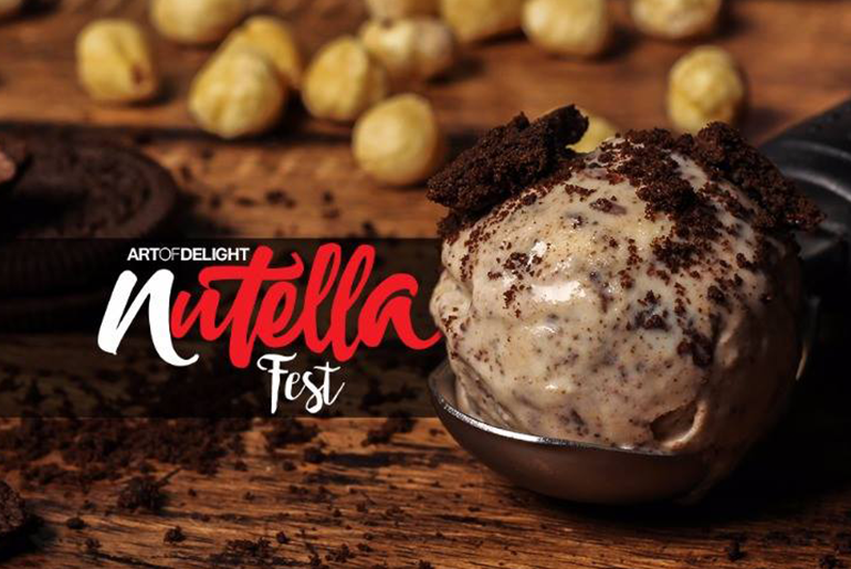 Art of Delight Nutella Fest