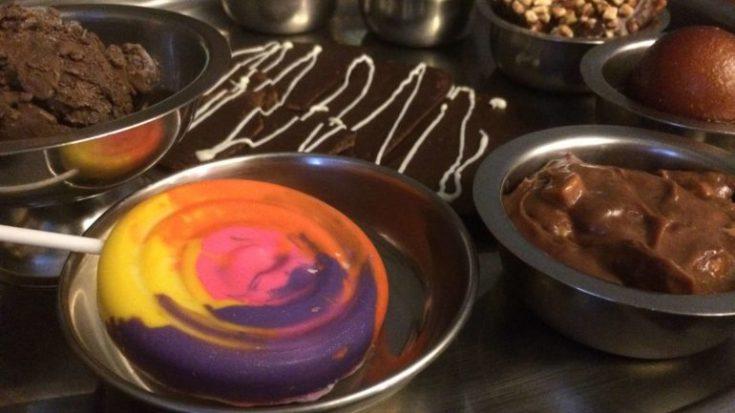 chocolate_thaali