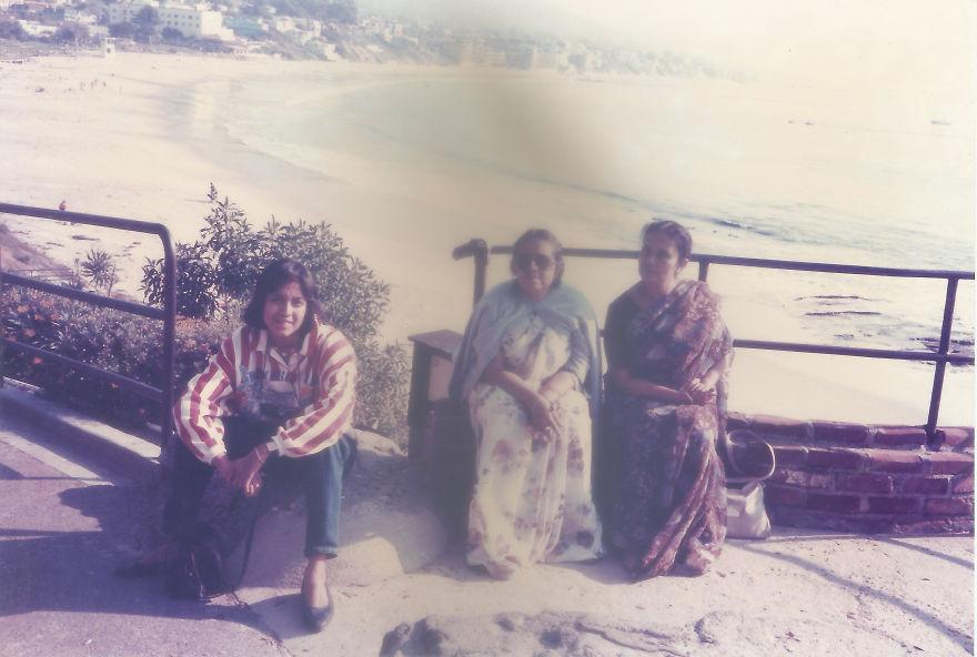 LA 1986 Itee Ghosh Curly Tales