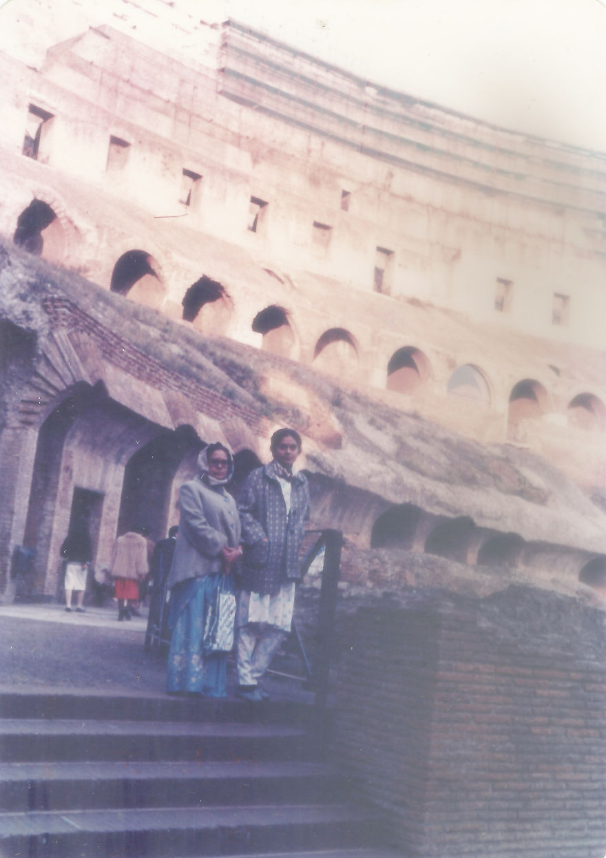 Rome 1986 Itee Ghosh Curly Tales