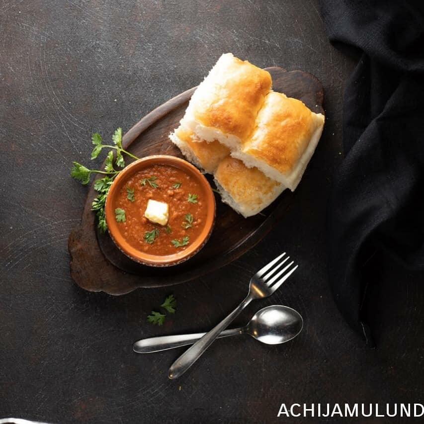 Achija Pav Bhaji