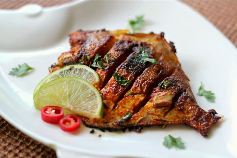 Kerala Fish Fry at Coast Café