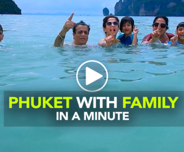 """Phuket With Family Is A """"Hell! Yeah!"""""""