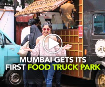 Food Truck Park In Mumbai's Pali Hill- A Hogger's Paradise?
