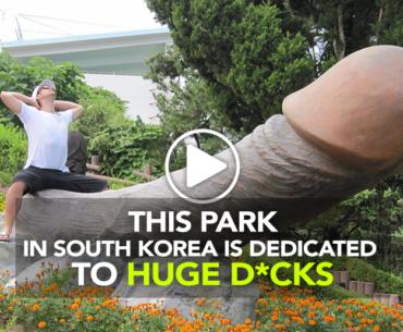 The Haesindang Park In South Korea Is Dedicated To Huge Dicks
