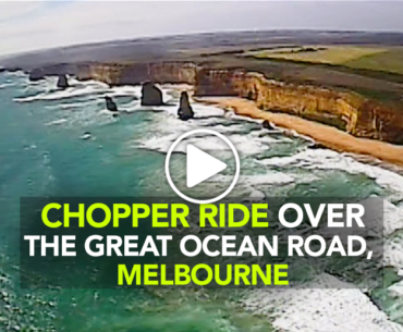 Chopper Ride Over The Great Ocean Road In Melbourne – Done!